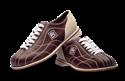 Bowling bőr cipő PRÉMIUM képe