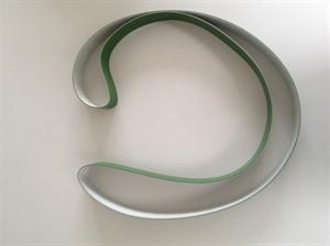 Golyógyorsító laposszíj, utángyártott képe