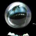 """CÁPA """"SHARK"""" golyó képe"""