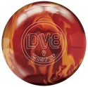 DV8 MISFIT RED-ORANGE kanyargolyó képe