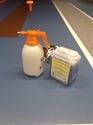 Cipőfertőtlenítő 2 liter spricnivel képe