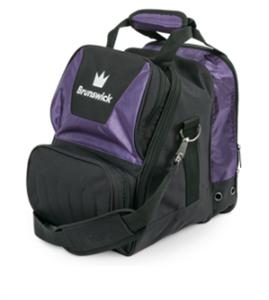 Bowling táska Crown Single Tote Purple képe